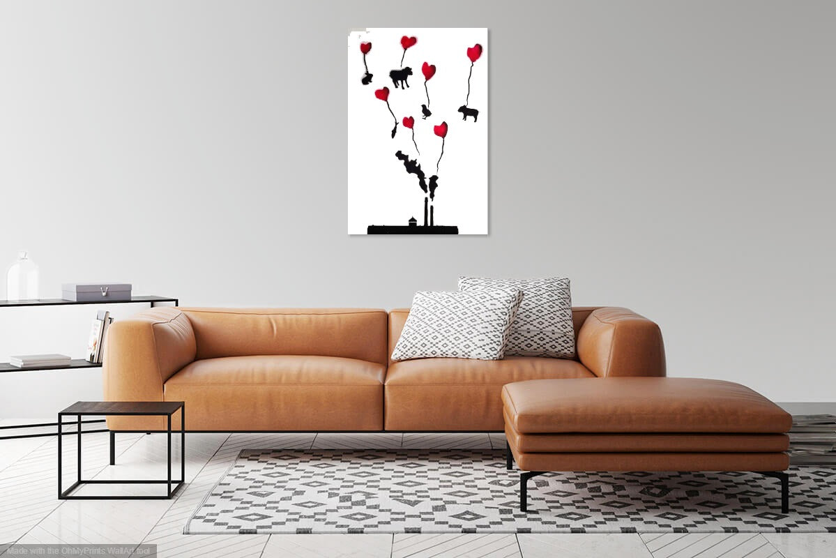 24x36 Original Artwork Love Will Set You Free