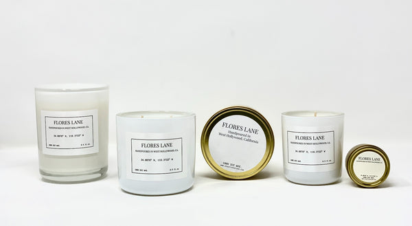 Haight Ashbury Soy Candle, Slow Burn Candle