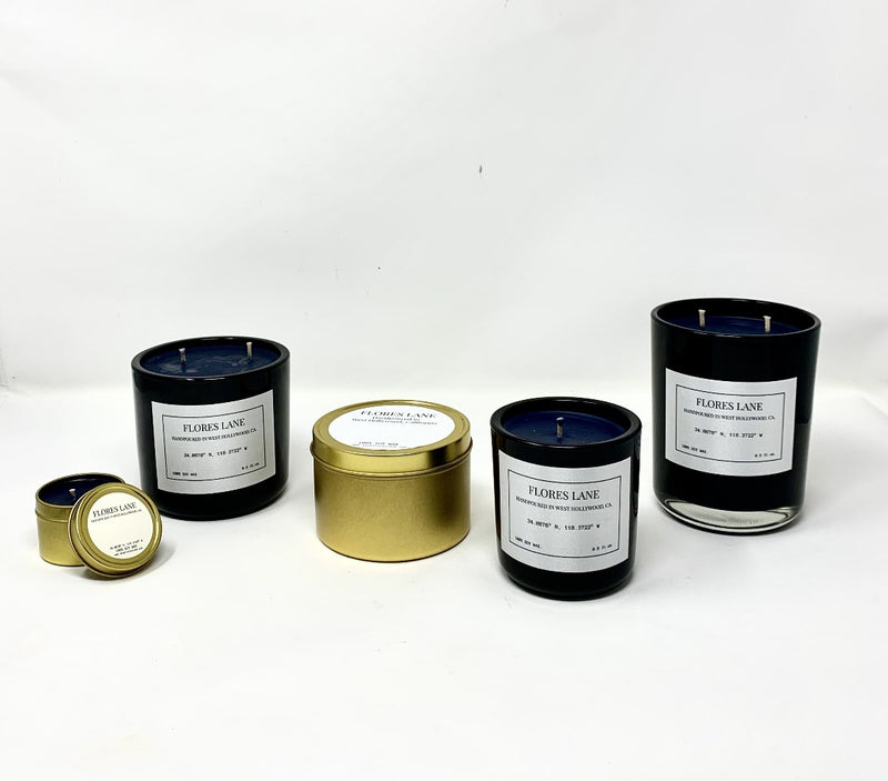 Memphis Soy Candle, Slow Burn Candle