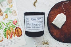 Castro Soy Candle, Slow Burn Candle
