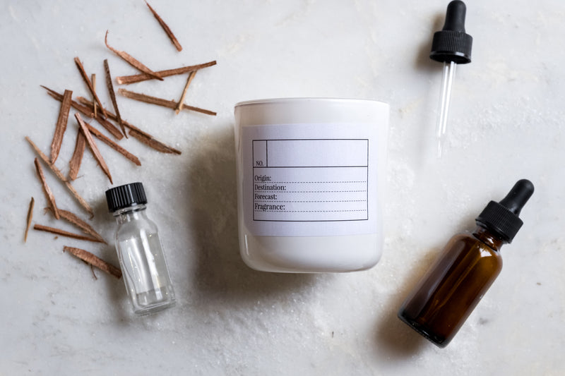Customize and create your own candle! Whether it be a friends birthday or a gift to a boss, we've got you covered with handmade soy candles that are custom to each order. Pick a scent from our collections
