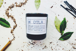 DTLA Soy Candle, Slow Burn Candle