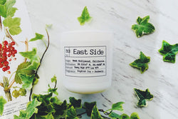 East Side Soy Candle, Slow Burn Candle