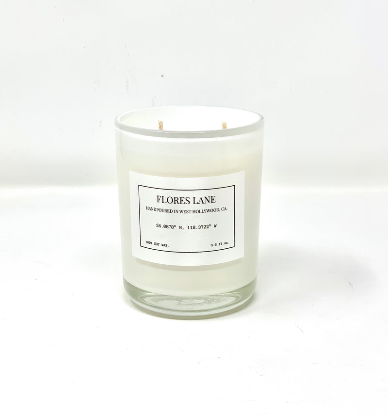 Point Reyes Soy Candle, Slow Burn Candle