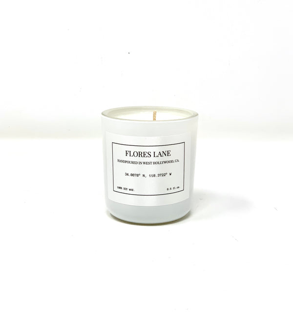 CUSTOM CANDLE Soy Candle, Slow Burn Candle