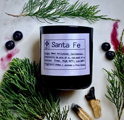 Santa Fe Soy Candle, Slow Burn Candle