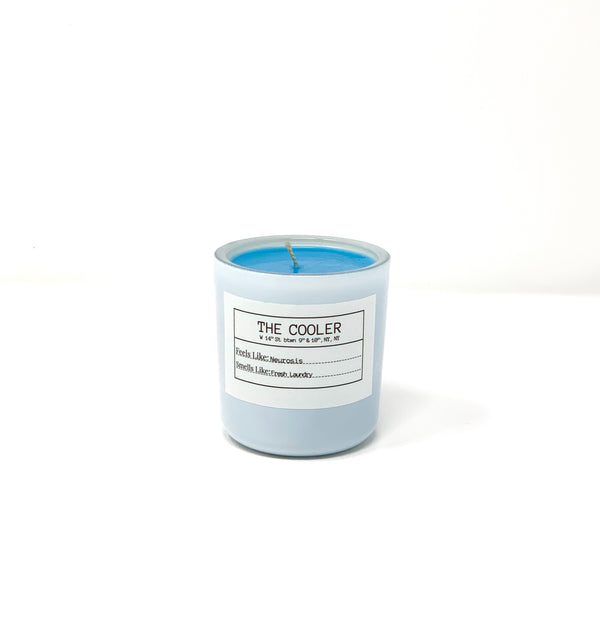 THE COOLER MMITB x FLORES LANE Soy Candle, Slow Burn Candle