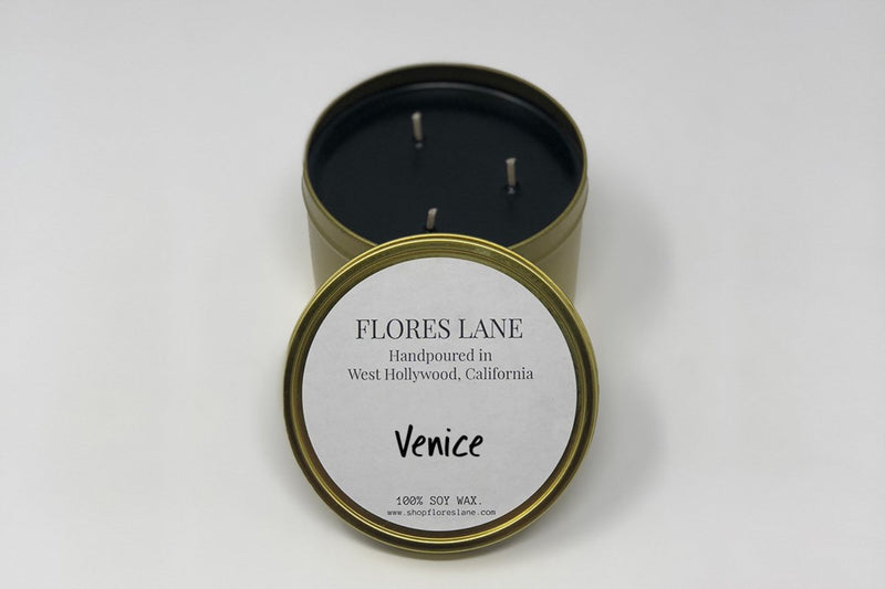 Venice is one of the most versatile scents that is both citrusy and woodsy! Great for refreshing your kitchen and high traffic spaces, but the sandalwood +teakwood are great for calming environments and ending your long day.