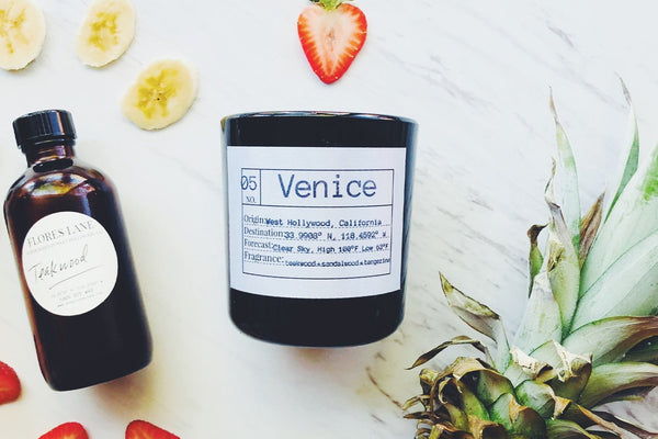Venice Soy Candle, Slow Burn Candle