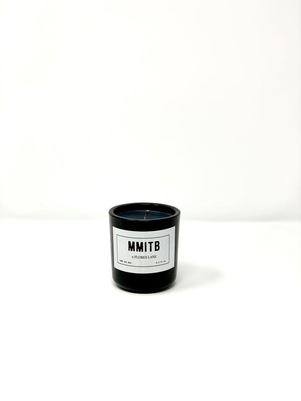 DARK ROOM MMITB x FLORES LANE Soy Candle, Slow Burn Candle
