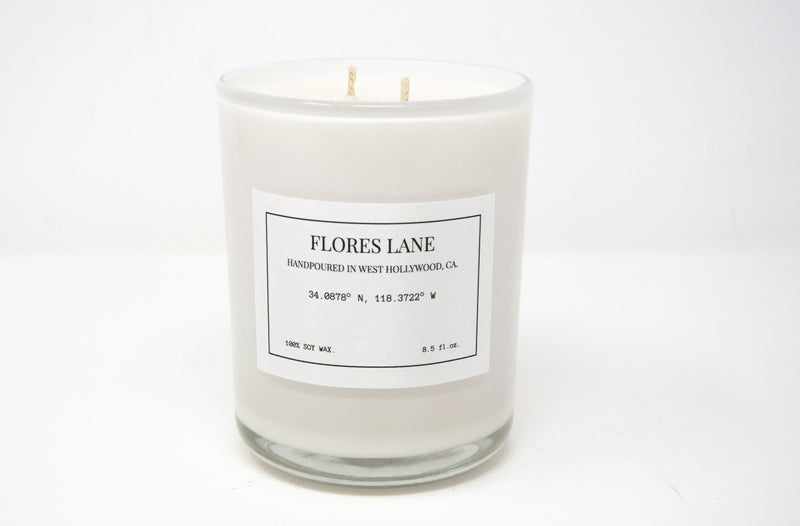 Beverly Hills Soy Candle, Slow Burn Candle