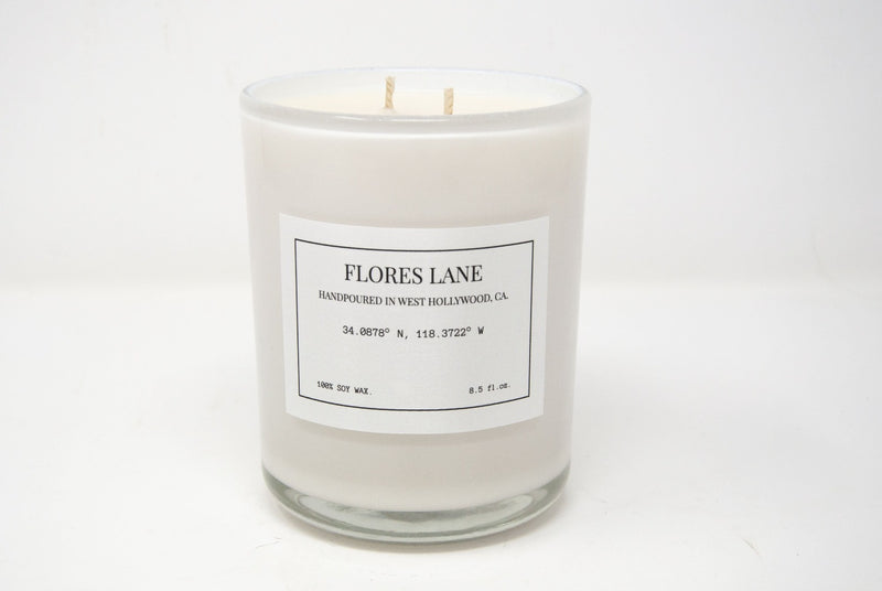 Santa Monica Soy Candle, Slow Burn Candle