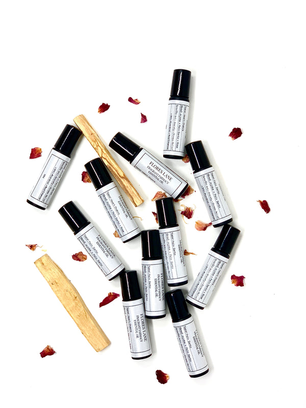 Heart Chakra Essential Oil Roll-On