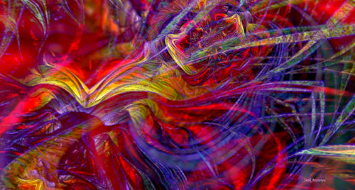 Digital Contemporary Art by Izak Matatya - Image 10131