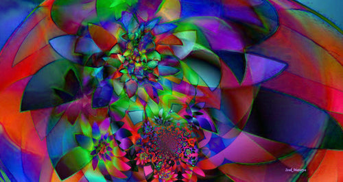 Digital Contemporary Art by Izak Matatya - Image 10139
