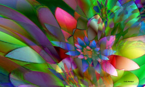 Digital Contemporary Art by Izak Matatya - Image 10141