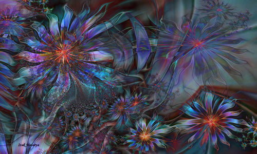 Digital Contemporary Art by Izak Matatya - Image 10426