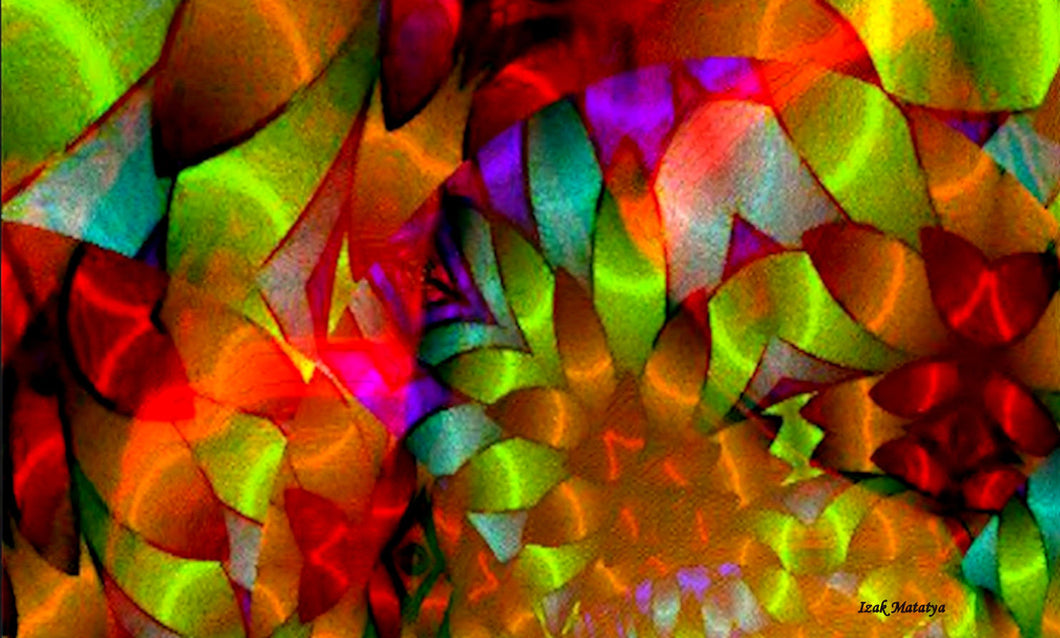 Digital Contemporary Art by Izak Matatya - Image 9834