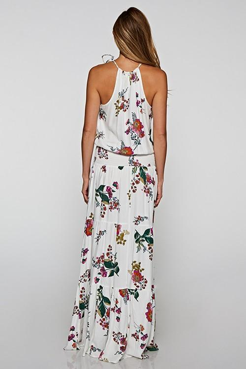 Harper Maxi Dress - Vanilla - Strong Confident You