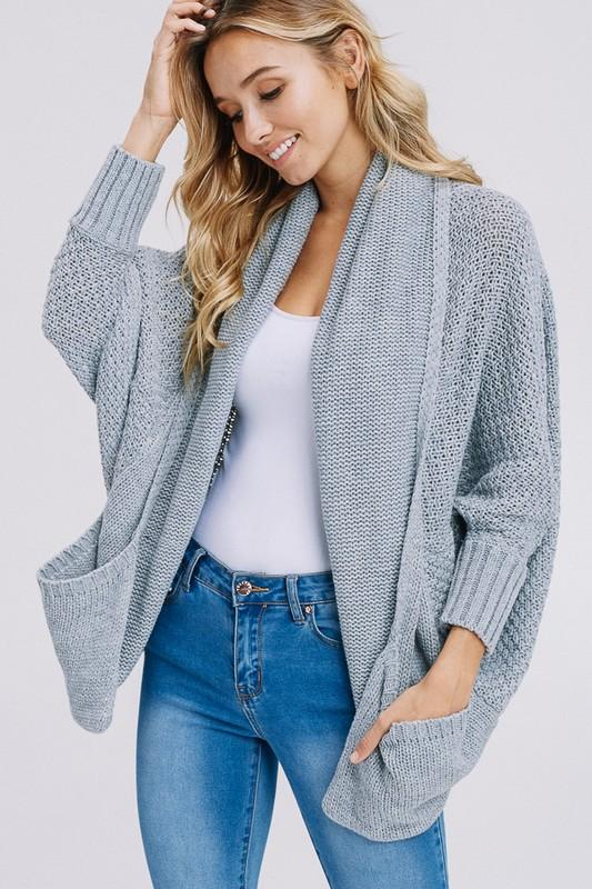 Giada Cardigan - women's boutique clothing Strong Confident You