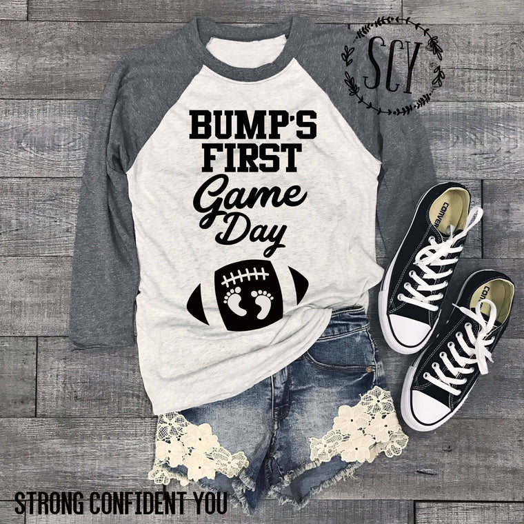 Bump's First Game Day™
