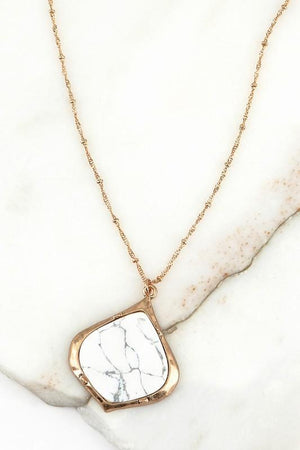 Dakota Necklace - Strong Confident You