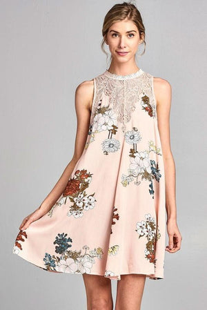 Peachy Pretty Dress - Strong Confident You