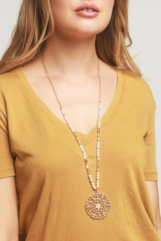 Hope Necklace - women's boutique clothing Strong Confident You