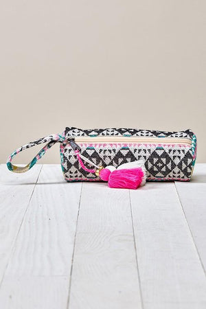 Make Up Or Make Out Pouch - Strong Confident You