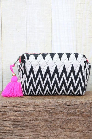 Zip And Zag Make Up Bag