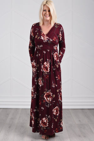 Lorelai Maxi Dress - women's boutique clothing Strong Confident You