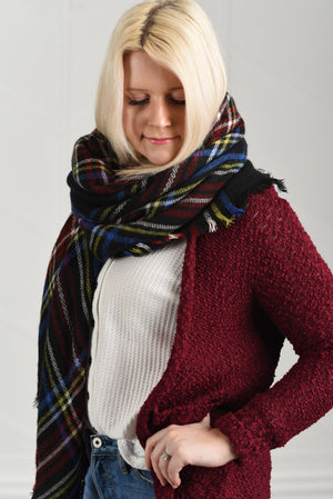 Layla Scarf - women's boutique clothing Strong Confident You