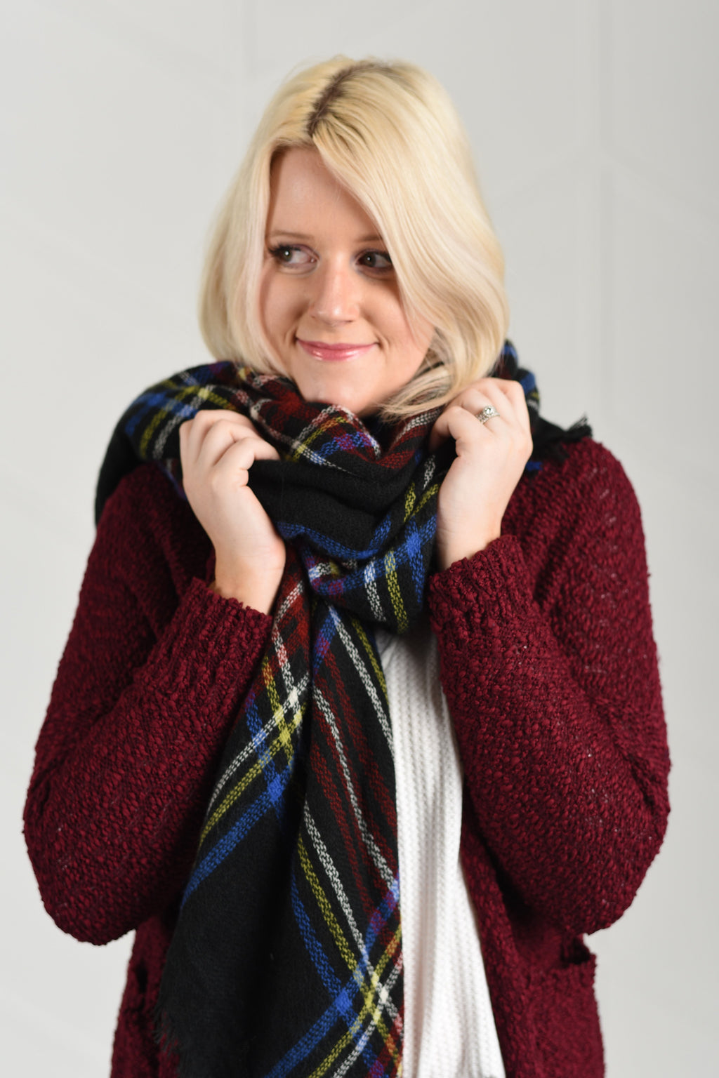Layla Scarf - Strong Confident You