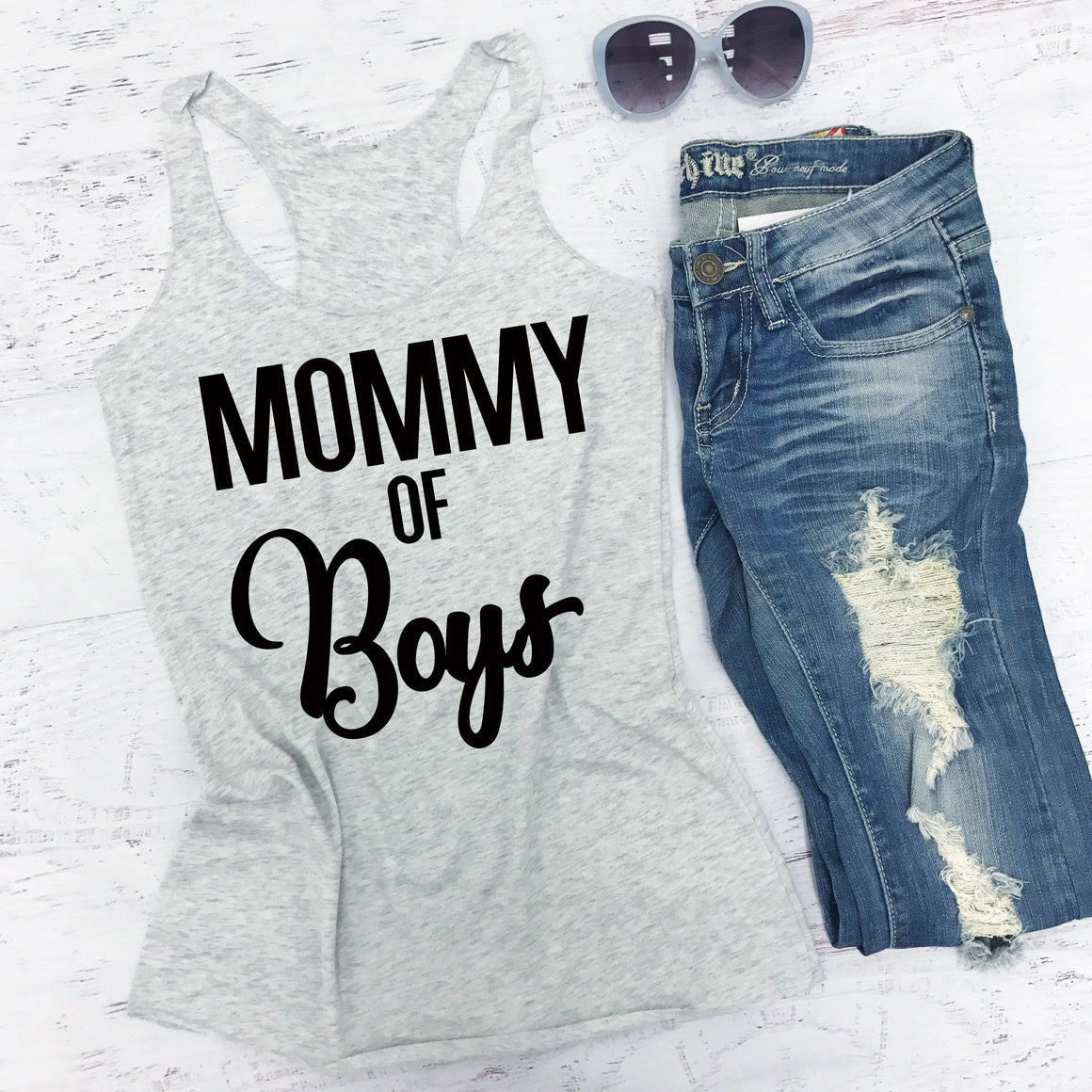 Mommy of Boys - Strong Confident You