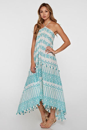 Ocean Breeze Coverup Dress - Strong Confident You