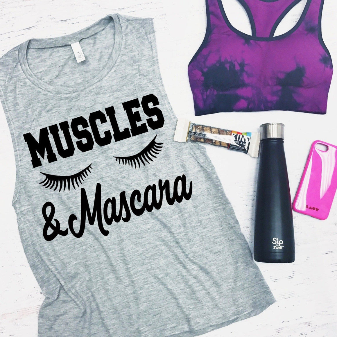 Muscles & Mascara - Strong Confident You