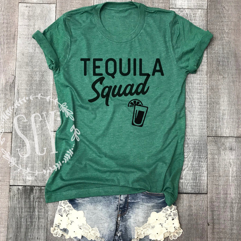 Tequila Squad - Strong Confident You