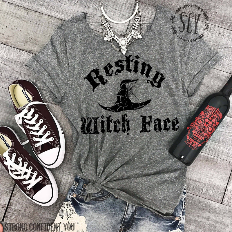Resting Witch Face - Strong Confident You
