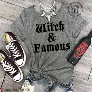 Witch And Famous - Strong Confident You