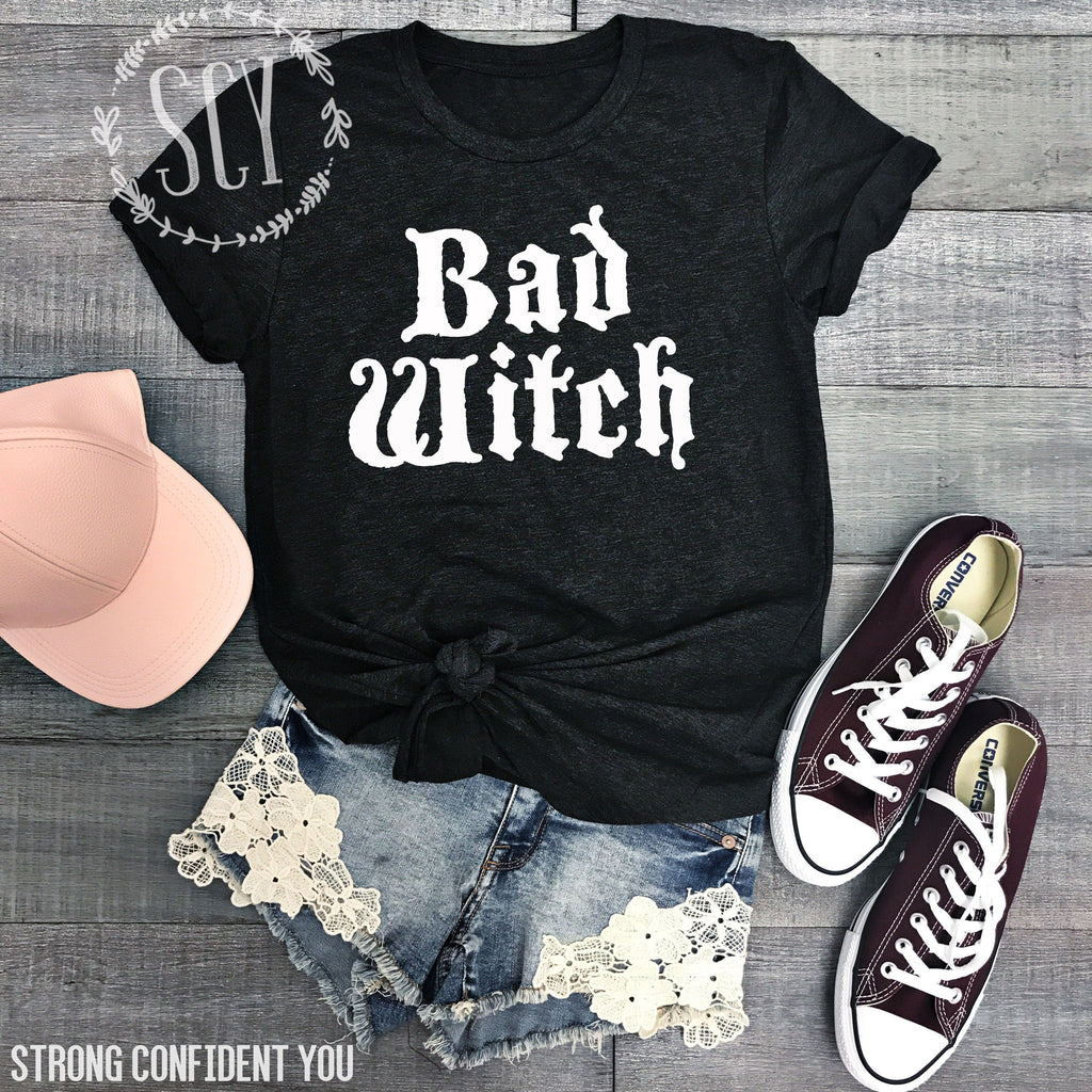 Bad Witch - women's boutique clothing Strong Confident You