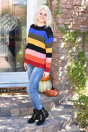 Annie Sweater - women's boutique clothing Strong Confident You