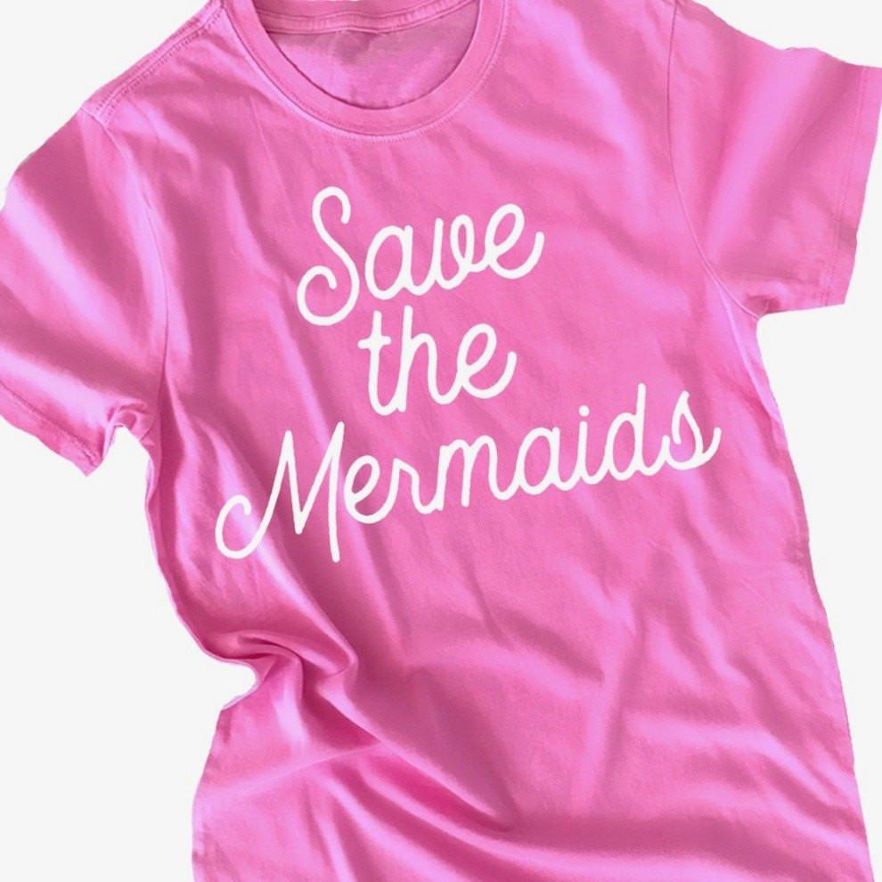 Save The Mermaids - Strong Confident You
