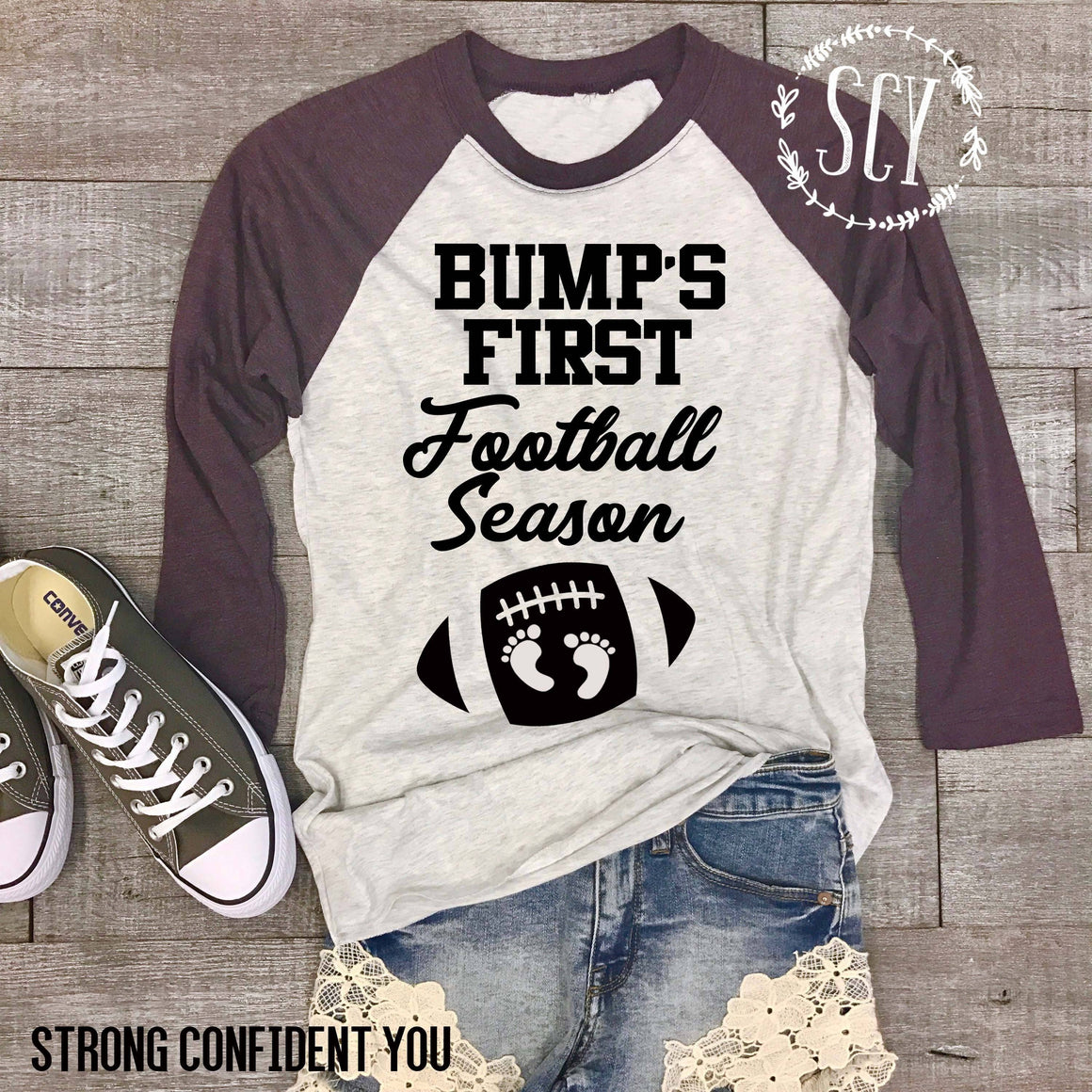 Bump's First™ Football Season