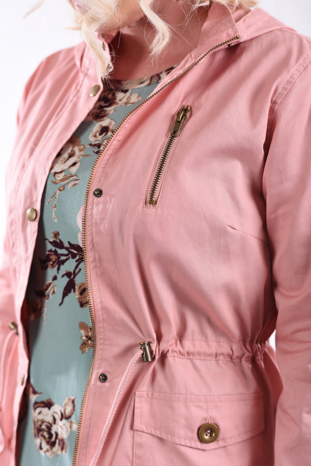 Brittany Jacket - women's boutique clothing Strong Confident You