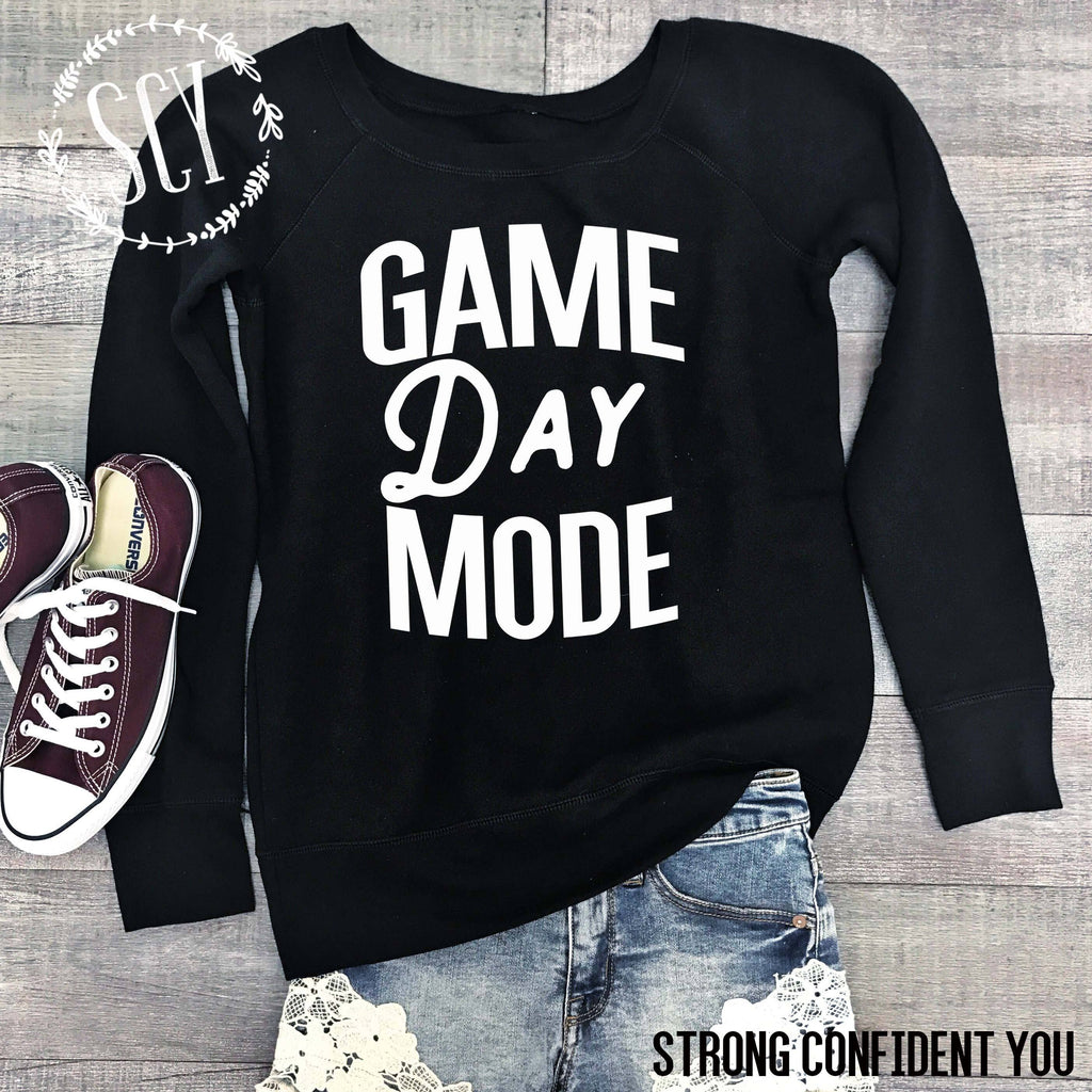 Game Day Mode - women's boutique clothing Strong Confident You