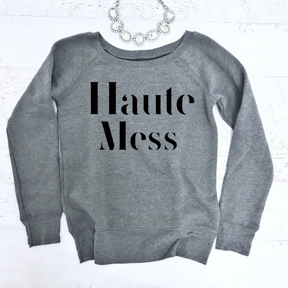 Haute Mess - Strong Confident You