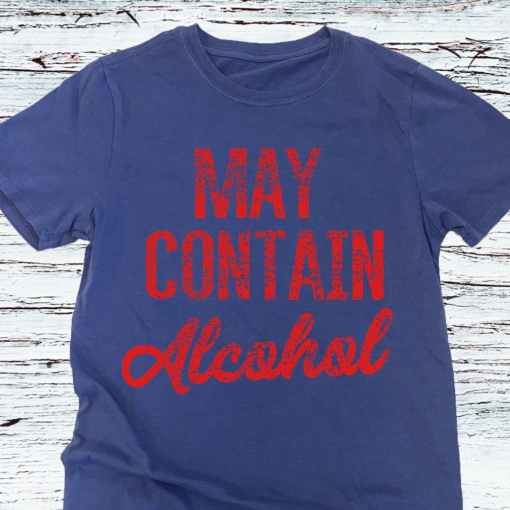 May Contain Alcohol - women's boutique clothing Strong Confident You