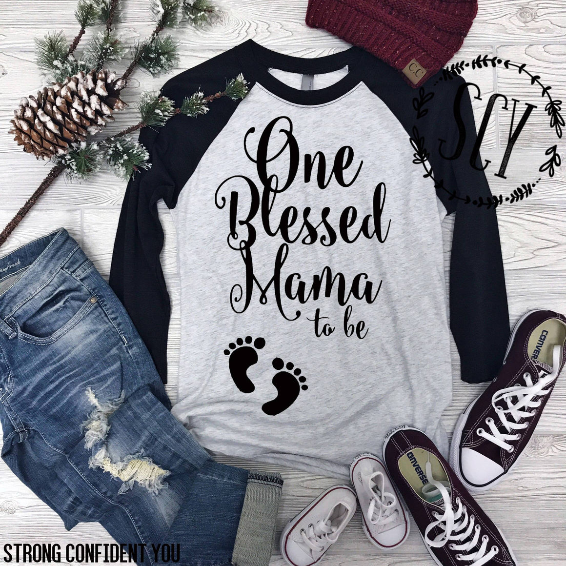 One Blessed Mama To Be