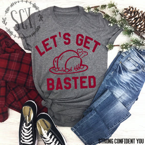 Let's Get Basted - women's boutique clothing Strong Confident You