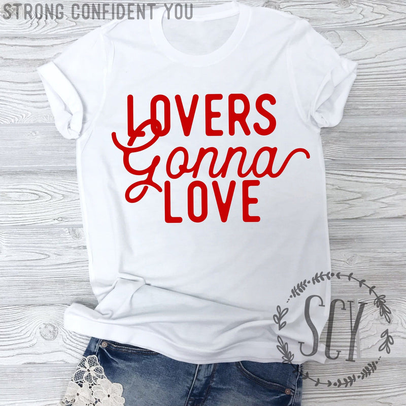 Lovers Gonna Love - women's boutique clothing Strong Confident You
